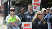 Locked Out Honeywell Workers in South Bend, Indiana enter the 6 month of their lockout (UAW Local 9)
