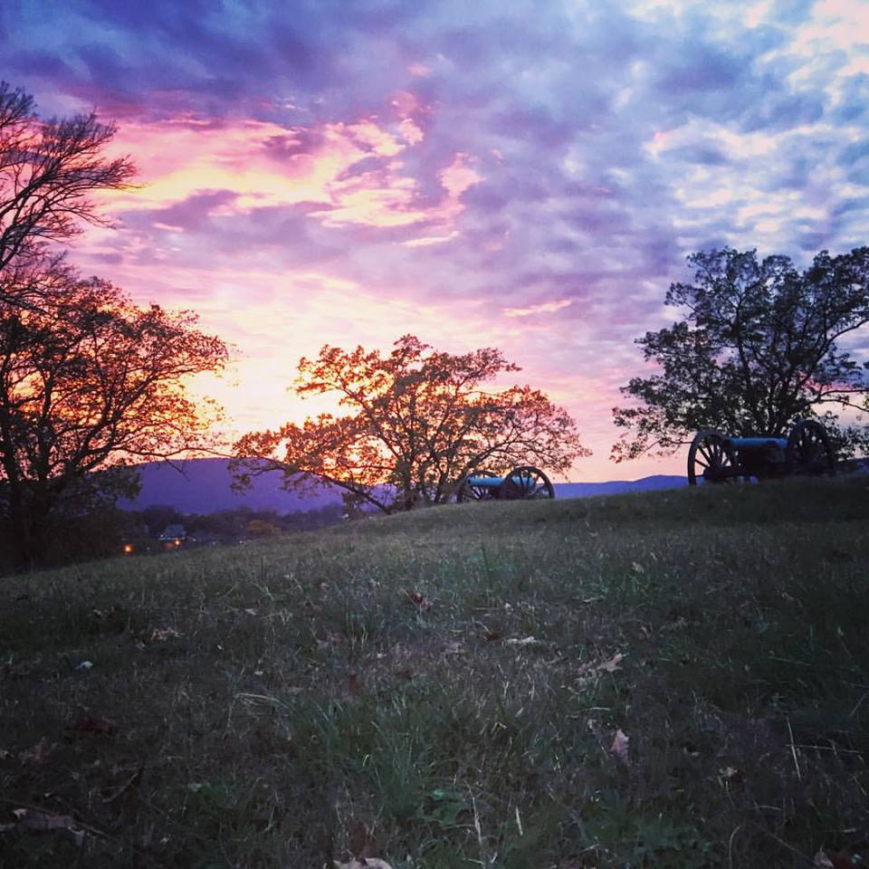 Orchard Knob Battlefield, Chattanooga, Tennessee