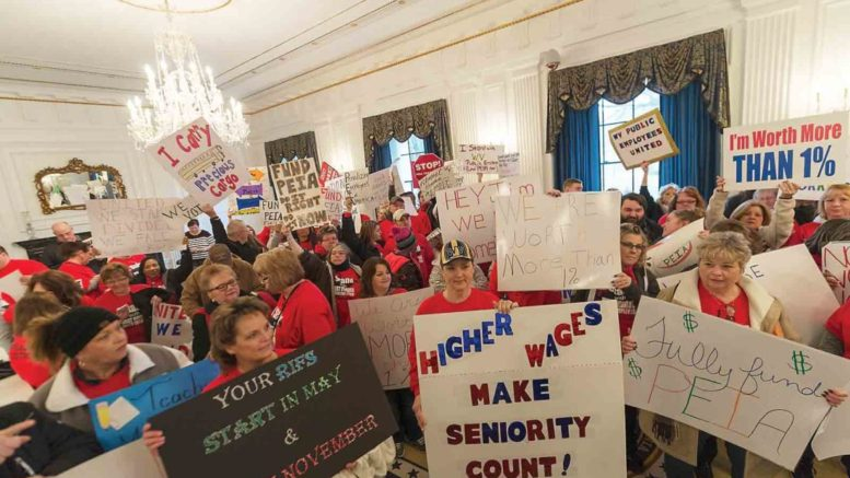 West Virginia Teacher's Strike Closes All Public Schools