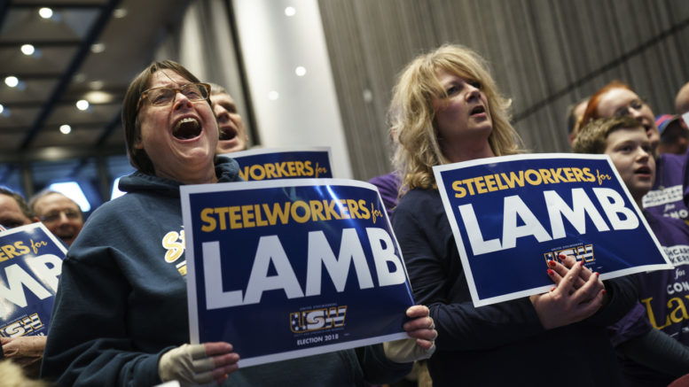 PA, Medical Marijuana, and Lamb's Victory: Nov. Looks Grim for GOP