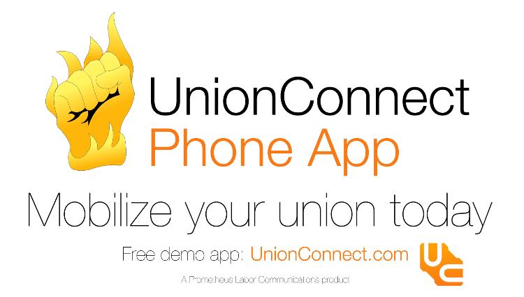 UnionConnect app